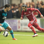 14-10-2016: Voetbal: Almere City FC v Jong PSV: Almere Soufyan Ahannach (Almere City FC) Jupiler League 2016 / 2017