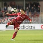 14-10-2016: Voetbal: Almere City FC v Jong PSV: Almere Tom Overtoom (Almere City FC) Jupiler League 2016 / 2017