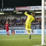 14-10-2016: Voetbal: Almere City FC v Jong PSV: Almere Hidde Jurjus (Jong PSV) Jupiler League 2016 / 2017