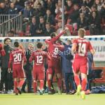 14-10-2016: Voetbal: Almere City FC v Jong PSV: Almere Yener Arica (Almere City FC) Jupiler League 2016 / 2017