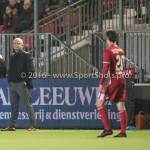 14-10-2016: Voetbal: Almere City FC v Jong PSV: Almere Jack de Gier - Technisch manager/Hoofdtrainer (Almere City FC) Jupiler League 2016 / 2017