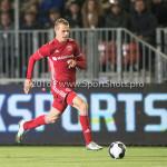 14-10-2016: Voetbal: Almere City FC v Jong PSV: Almere Lars Nieuwpoort (Almere City FC) Jupiler League 2016 / 2017
