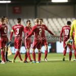 14-10-2016: Voetbal: Almere City FC v Jong PSV: Almere Jupiler League 2016 / 2017