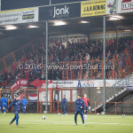 25-10-2016: Voetbal: FC Volendam v Almere City FC: Volendam KNVB Beker 2e ronde 2016 / 2017