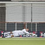 25-10-2016: Voetbal: FC Volendam v Almere City FC: Volendam Chiel Kramer (Almere City FC) KNVB Beker 2e ronde 2016 / 2017