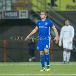 25-10-2016: Voetbal: FC Volendam v Almere City FC: Volendam Damon Mirani (Almere City FC) KNVB Beker 2e ronde 2016 / 2017