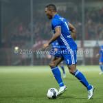 25-10-2016: Voetbal: FC Volendam v Almere City FC: Volendam Sherjill MacDonald (Almere City FC) KNVB Beker 2e ronde 2016 / 2017