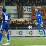 25-10-2016: Voetbal: FC Volendam v Almere City FC: Volendam Kay Ramstijn (Almere City FC) KNVB Beker 2e ronde 2016 / 2017