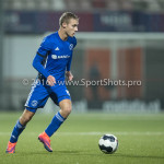 25-10-2016: Voetbal: FC Volendam v Almere City FC: Volendam Silvester van de Water (Almere City FC) KNVB Beker 2e ronde 2016 / 2017