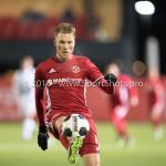 05-01-2017: Voetbal:Almere City FC v FC Groningen: Almere Jeffrey Rijsdijk (Almere City FC) Oefenwedstrijd 2016 /2017