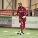05-01-2017: Voetbal:Almere City FC v FC Groningen: Almere Soufyan Ahannach (Almere City FC) Oefenwedstrijd 2016 /2017