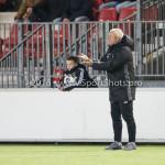 05-01-2017: Voetbal:Almere City FC v FC Groningen: Almere Jack de Gier - Technisch manager/Hoofdtrainer (Almere City FC) Oefenwedstrijd 2016 /2017