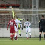 05-01-2017: Voetbal:Almere City FC v FC Groningen: Almere Chiel Kramer (Almere City FC) Oefenwedstrijd 2016 /2017