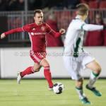 05-01-2017: Voetbal:Almere City FC v FC Groningen: Almere Danny van Haaren (Jong Almere City FC) Oefenwedstrijd 2016 /2017