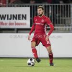 05-01-2017: Voetbal:Almere City FC v FC Groningen: Almere Abdel Metalsi (Almere City FC) Oefenwedstrijd 2016 /2017