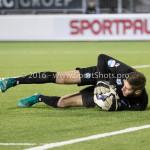 05-01-2017: Voetbal:Almere City FC v FC Groningen: Almere Stefan van der Lei (FC Groningen) Oefenwedstrijd 2016 /2017