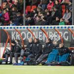 05-01-2017: Voetbal:Almere City FC v FC Groningen: Almere Ernst Faber - Hoodtrainer (FC Groningen) Oefenwedstrijd 2016 /2017