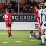 05-01-2017: Voetbal:Almere City FC v FC Groningen: Almere Silvester van de Water (Almere City FC) Oefenwedstrijd 2016 /2017