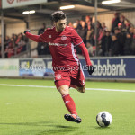 13-01-2017: Voetbal: Almere City FC v FC Volendam: Almere Paul Quasten (Almere City FC) Jupiler League 2016 / 2017