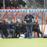 13-01-2017: Voetbal: Almere City FC v FC Volendam: Almere Robert Molenaar / Hoofdtrainer (FC Volendam) Jupiler League 2016 / 2017