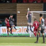 13-01-2017: Voetbal: Almere City FC v FC Volendam: Almere Chiel Kramer (Almere City FC) Jupiler League 2016 / 2017