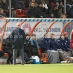 13-01-2017: Voetbal: Almere City FC v FC Volendam: Almere Jack de Gier - Technisch manager/Hoofdtrainer (Almere City FC) Jupiler League 2016 / 2017