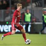 13-01-2017: Voetbal: Almere City FC v FC Volendam: Almere Jeffrey Rijsdijk (Almere City FC) Jupiler League 2016 / 2017