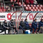 14-01-2017: Voetbal: Jong Almere City v Harkemase Boys: Almere Rene Koster - Hoofd opleiding / Trainer Jong (Jong Almere City FC) 3de divisie zaterdag 2016 /2017