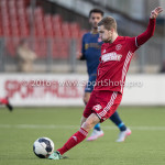 14-01-2017: Voetbal: Jong Almere City v Harkemase Boys: Almere Jasper Waalkens (Almere City FC) 3de divisie zaterdag 2016 /2017