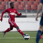 14-01-2017: Voetbal: Jong Almere City v Harkemase Boys: Almere Jean Willy Mapinga (Jong Almere City FC) 3de divisie zaterdag 2016 /2017