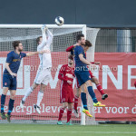 14-01-2017: Voetbal: Jong Almere City v Harkemase Boys: Almere Roy Pistoor (Almere City FC) 3de divisie zaterdag 2016 /2017