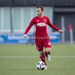 14-01-2017: Voetbal: Jong Almere City v Harkemase Boys: Almere Danny van Haaren (Jong Almere City FC) 3de divisie zaterdag 2016 /2017