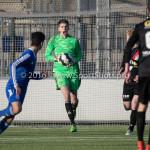21-01-2017: Voetbal: Almere City O17 v FC Emmen O17: Almere Stijn Keller (Almere City FC O17) Seizoen 2016 /2017