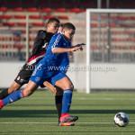 21-01-2017: Voetbal: Almere City O17 v FC Emmen O17: Almere Douglas Nacimento de Lima (Almere City FC O17) Seizoen 2016 /2017