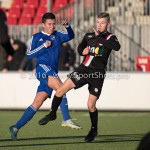 21-01-2017: Voetbal: Almere City O17 v FC Emmen O17: Almere Tarik Zaanani (Almere City FC O17) Seizoen 2016 /2017