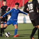 21-01-2017: Voetbal: Almere City O17 v FC Emmen O17: Almere Akram Adahchour (Almere City FC O17) Seizoen 2016 /2017