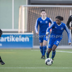 21-01-2017: Voetbal: Almere City O17 v FC Emmen O17: Almere Ryannique Inge (Almere City FC O17) Seizoen 2016 /2017