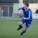21-01-2017: Voetbal: Almere City O17 v FC Emmen O17: Almere Selcuk Koruyucu (Almere City FC O17) Seizoen 2016 /2017
