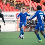 21-01-2017: Voetbal: Almere City O17 v FC Emmen O17: Almere Berkay Delice (Almere City FC O17) Seizoen 2016 /2017