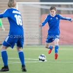21-01-2017: Voetbal: Almere City O17 v FC Emmen O17: Almere Julian van der Greft (Almere City FC O17) Seizoen 2016 /2017