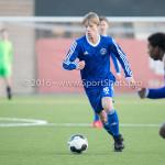 21-01-2017: Voetbal: Almere City O17 v FC Emmen O17: Almere Denis Wooninck (Almere City FC O17) Seizoen 2016 /2017