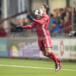 27-01-2017: Voetbal: Almere City FC v Fortuna Sittard: Almere Paul Quasten (Almere City FC) Jupiler League 2016 / 2017