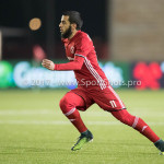 27-01-2017: Voetbal: Almere City FC v Fortuna Sittard: Almere Soufyan Ahannach (Almere City FC) Jupiler League 2016 / 2017