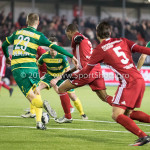 27-01-2017: Voetbal: Almere City FC v Fortuna Sittard: Almere Sherjill Mac-Donalds (Almere City FC) Jupiler League 2016 / 2017