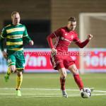 27-01-2017: Voetbal: Almere City FC v Fortuna Sittard: Almere Lars Nieuwpoort (Almere City FC) Jupiler League 2016 / 2017