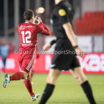 27-01-2017: Voetbal: Almere City FC v Fortuna Sittard: Almere Tom Overtoom (Almere City FC) Jupiler League 2016 / 2017