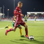 27-01-2017: Voetbal: Almere City FC v Fortuna Sittard: Almere Silvester van de Water (Almere City FC) Jupiler League 2016 / 2017