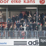 27-01-2017: Voetbal: Almere City FC v Fortuna Sittard: Almere Supporters Jupiler League 2016 / 2017