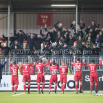 27-01-2017: Voetbal: Almere City FC v Fortuna Sittard: Almere Jupiler League 2016 / 2017