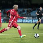 03-02-2017: Voetbal: FC Eindhoven v Almere City FC: Eindhoven Kees van Buuren (Almere City FC) Jupiler League 2016 / 2017